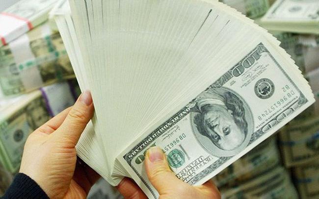 Các ngân hàng tăng mạnh giá USD