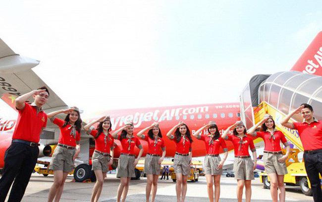 """Cho thuê chuyến bay: Mô hình """"lợi hại"""" giúp bùng nổ doanh thu, đều đặn mang về thêm 1.000 tỷ mỗi năm cho Vietjet Air"""