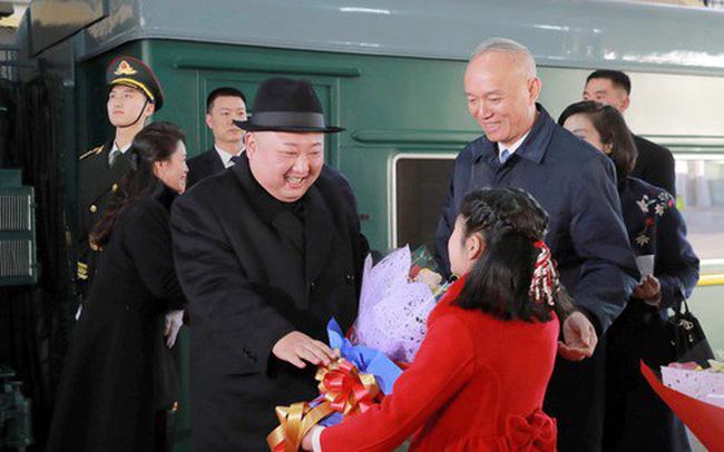 [NÓNG] Báo Nga: Đoàn tàu được cho là chở ông Kim Jong-un đã rời Bình Nhưỡng để tới Hà Nội