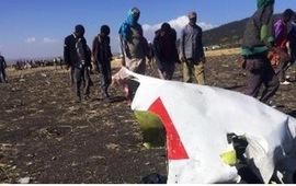 """Vụ rơi máy bay ở Ethiopia: """"Sự tương đồng"""" với máy bay của Lion Air"""