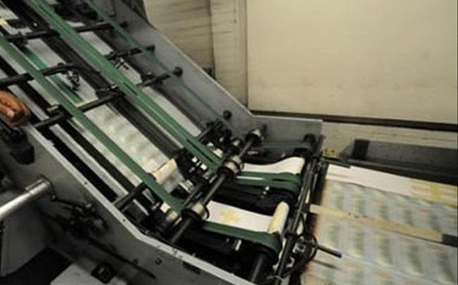 Ngân hàng Nhà nước nói gì khi Nhà máy in tiền Quốc gia báo lỗ?