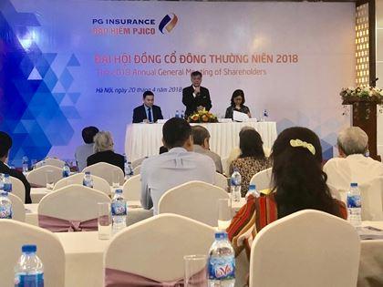 Đại hội đồng cổ đông PJICO: Sẽ hợp tác với cổ đông Samsung ra sản phẩm mới