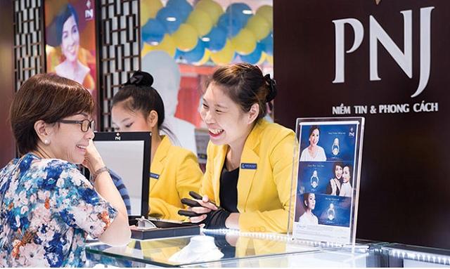 PNJ: Lãi ròng quý 2 gấp 7.1 lần cùng kỳ nhờ đẩy mạnh kênh bán hàng online giữa mùa dịch