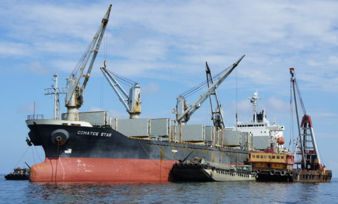 Kinh doanh không hiệu quả, VTV tính bán 2 tàu Comatce Star và Comatce Sun