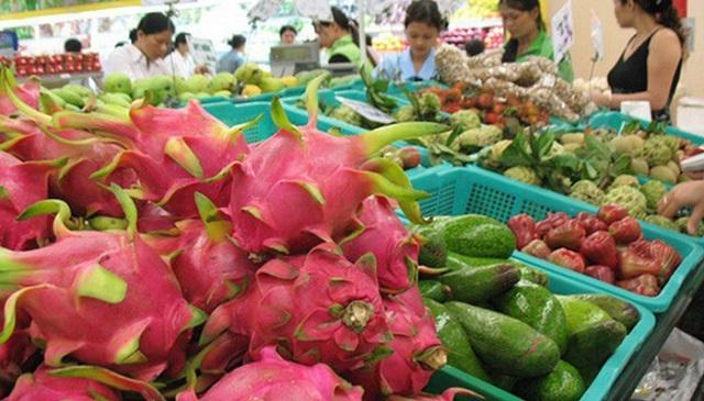 Việt Nam phấn đấu xuất khẩu 3,6 tỷ USD trái cây năm 2020