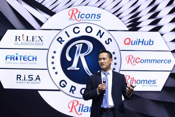 Hậu 'khủng hoảng Coteccons', lãi ròng Ricons sụt 47% trong quý 3, biên lãi gộp co hẹp