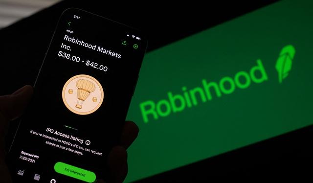 Robinhood lọt vào tầm ngắm của trader Reddit, cổ phiếu tăng 100% trong tuần qua