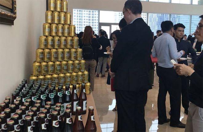 Thoái vốn nhà nước tại Sabeco: Vietnam Beverage đăng ký mua khối lượng lớn