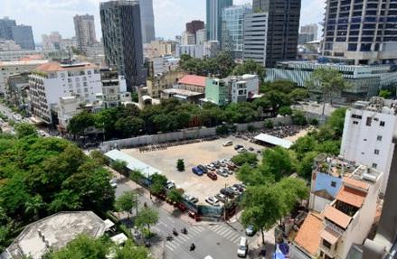 Đấu giá Sài Gòn Kim Cương: Giá trúng thầu cao gấp 4 lần giá chào bán