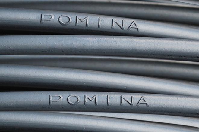 Sau thời gian tăng sốc, cổ phiếu POM đã bất ngờ giảm sâu