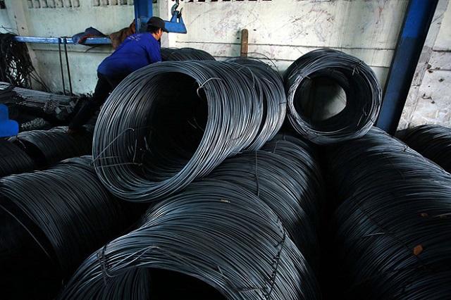 Trung Quốc cung cấp hơn 40% lượng sắt thép nhập vào Việt Nam