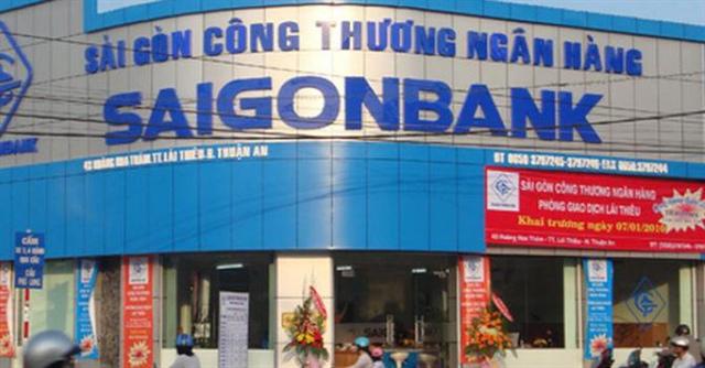 Saigonbank: Lãi trước thuế quý 3 giảm 61%, giá cổ phiếu tiếp tục lao dốc