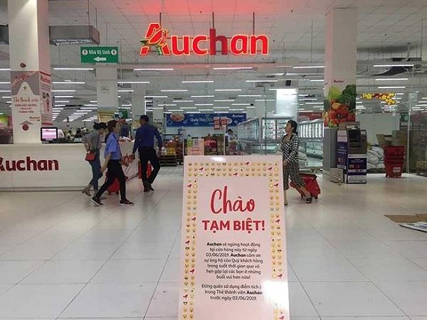 Vì sao ông lớn bán lẻ Pháp, Đức… tạm biệt Việt Nam?