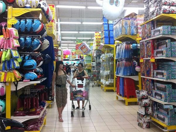 Hàng Việt vẫn chiếm hơn 90% trong siêu thị, cửa hàng