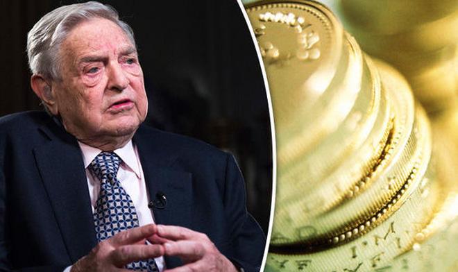 Trước thềm Brexit, George Soros đã tung tiền mua vào bảng Anh