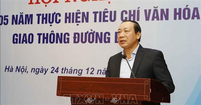 Ban Bí thư kỷ luật nguyên thứ trưởng giao thông Nguyễn Hồng Trường