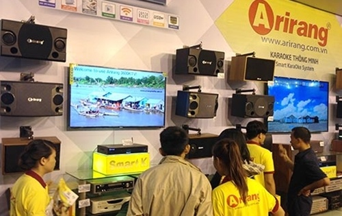 Cuộc tháo chạy của ông chủ thương hiệu karaoke Arirang