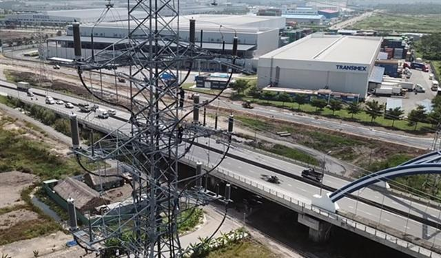 Đường dây điện hơn 400 tỷ Cát Lái - Công nghệ cao đi vào hoạt động