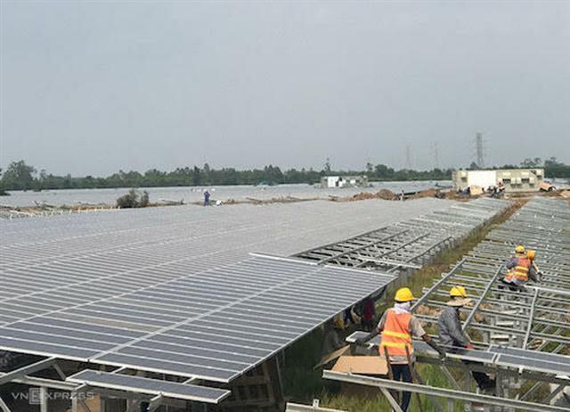 Phó thủ tướng yêu cầu có quy định đấu thầu dự án điện mặt trời