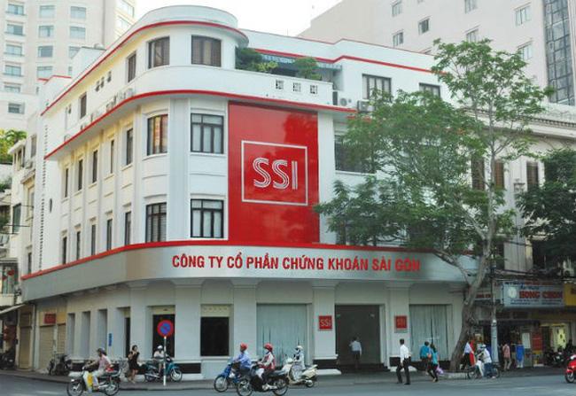 Quý 3, SSI báo lãi công ty mẹ đạt 253 tỷ đồng, giảm 44% so cùng kỳ