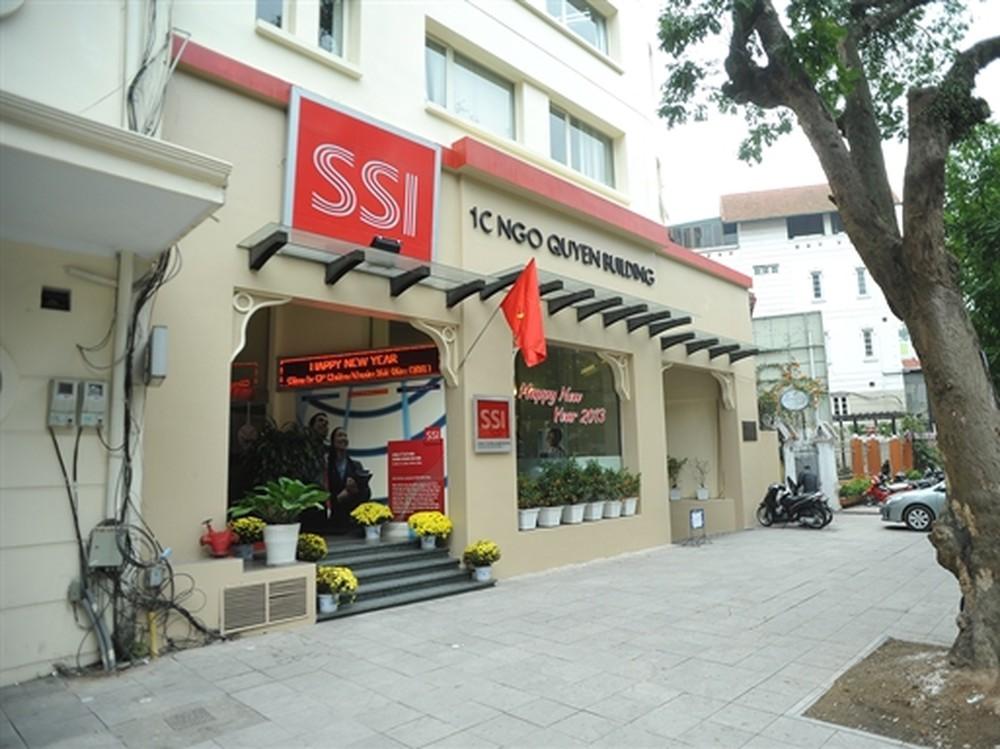 Nửa đầu năm 2019, lãi trước thuế công ty mẹ SSI đạt 239 tỷ đồng, giảm 38%