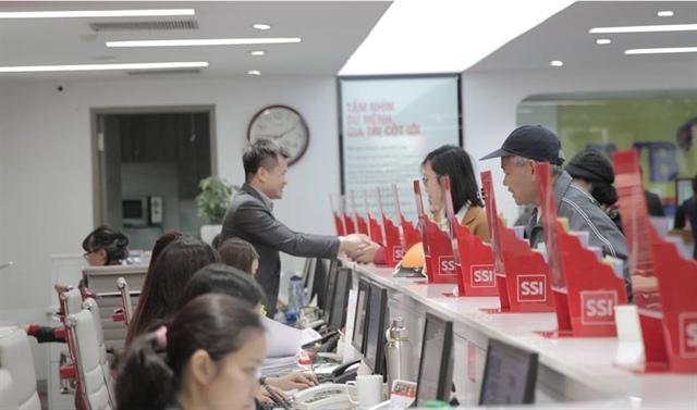 SSI báo lãi sau thuế quý 1 gần 427 tỷ đồng, tự doanh cắt lỗ VNM giá 105,500 đồng/cp