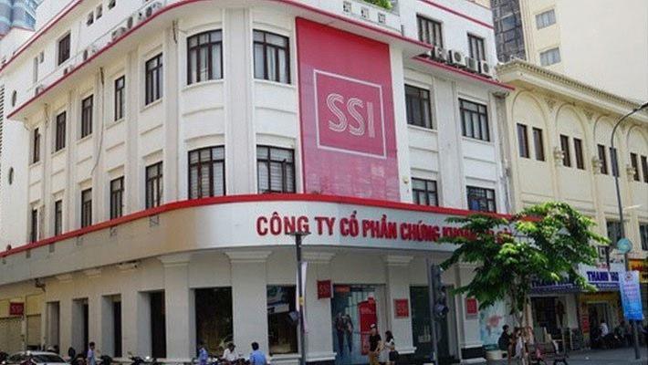 Quý 1, Công ty mẹ SSI lãi ròng 387 tỷ đồng, tăng gần 50% so với cùng kỳ