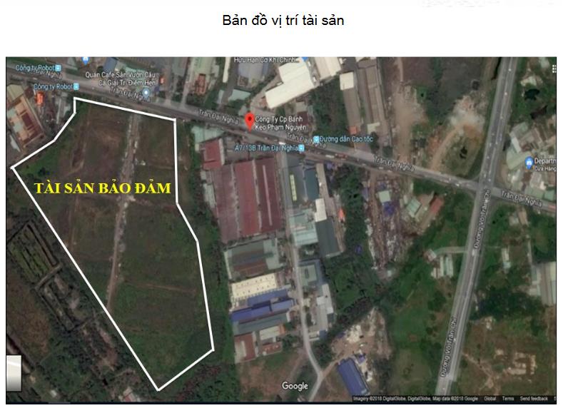 Sacombank rao bán bất động sản tại Bình Chánh