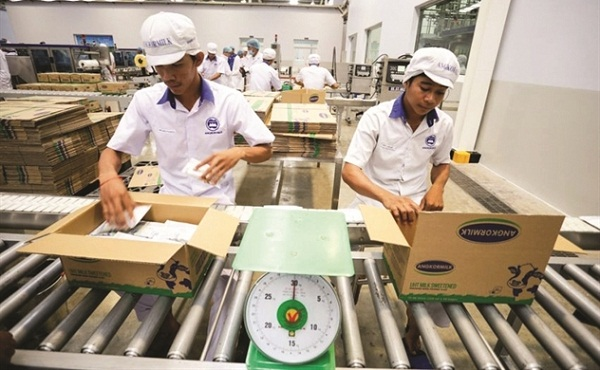 Đua xuất ngoại sữa Việt