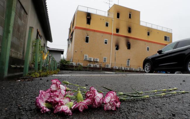 Phóng hỏa đốt xưởng phim trở thành vụ thảm sát tồi tệ nhất Nhật Bản trong 2 thập kỷ qua