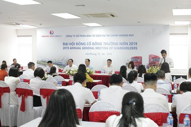 ĐHĐCĐ TCH 2019: Kế hoạch lợi nhuận tăng 50%, chia cổ tức bằng tiền 6.9% cho cổ đông