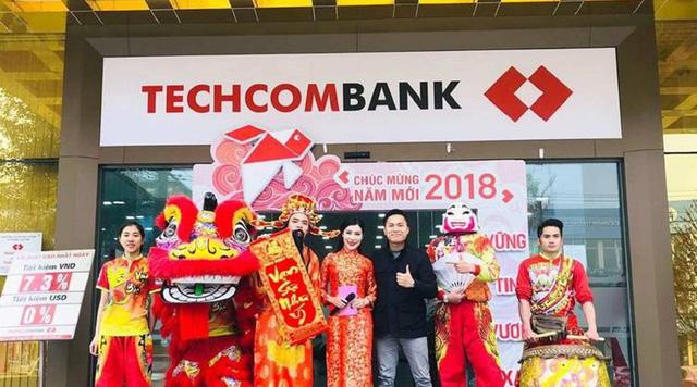 Techcombank dự kiến IPO vào ngày 04/06, giá chào bán 120,000-128,000 đồng/cp
