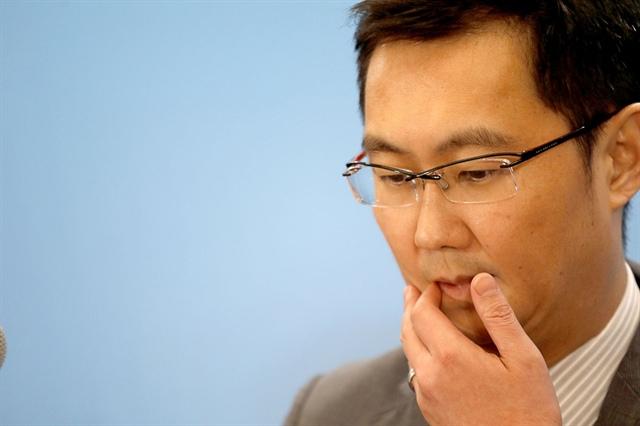 Sếp Tencent mất 14 tỷ USD sau làn sóng bán tháo cổ phiếu