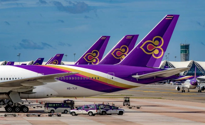 Bộ Tài chính Thái Lan sẽ bán bớt cổ phần tại Thai Airways