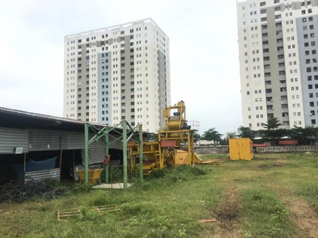 Dân kêu cứu vì trạm ép rác quy hoạch trong khu dân cư