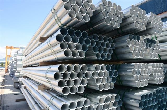 HPG: Sản lượng bán hàng giảm mạnh, nhưng thị phần thép xây dựng tăng lên 37%