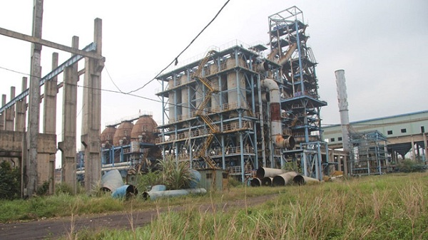 Khởi tố 05 bị can liên quan Dự án mở rộng sản xuất giai đoạn 2 - Công ty Gang thép Thái Nguyên