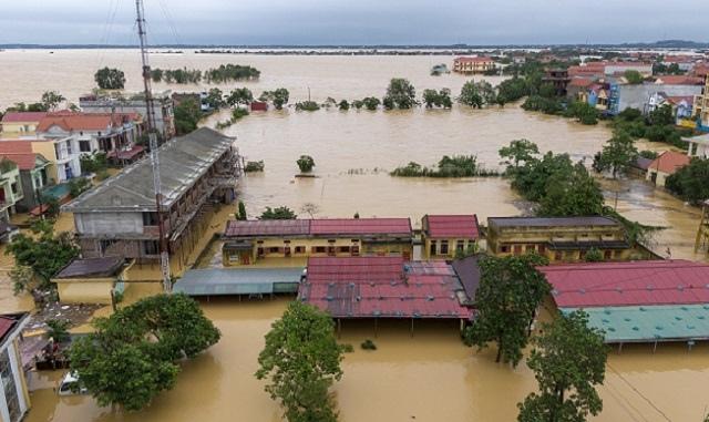 Thiên tai sẽ cướp đi hàng tỷ USD tăng trưởng kinh tế của Việt Nam