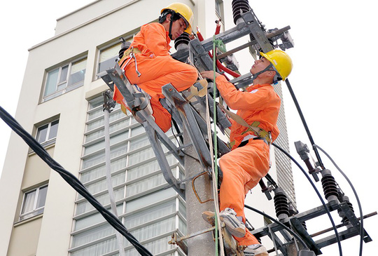 Ông Nguyễn Đức Chung: Hà Nội nguy cơ thiếu điện vào năm 2020