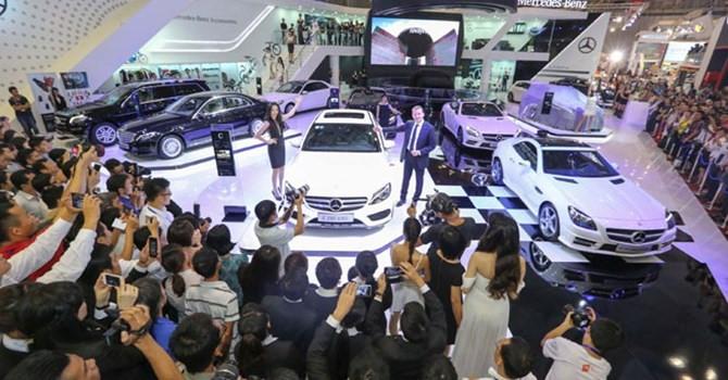 Nhập khẩu ô tô từ Indonesia tăng hơn 600% trong năm 2017