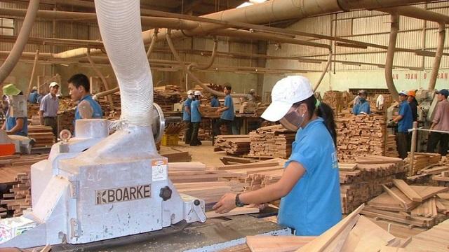 Thuế xuất nhập khẩu gỗ với EU sẽ giảm từ 1/2019
