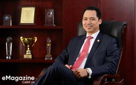CEO MSB Huỳnh Bửu Quang: Sự khác biệt của MSB với các ngân hàng còn lại đang thu hút sự chú ý của nhà đầu tư nước ngoài
