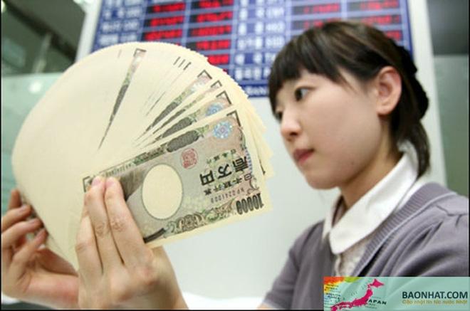 Đồng yên lao dốc vì tin đồn Nhật sẽ tung gói kích thích 254 tỷ USD