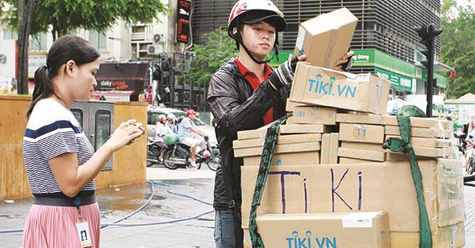 Thị trường thương mại điện tử Việt: Sân chơi của các doanh nghiệp Trung Quốc