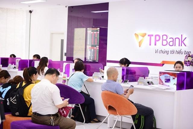 TPBank đặt kế hoạch tăng 25% lãi trước thuế năm 2021