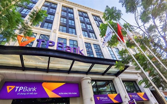 TPBank: Lãi trước thuế 9 tháng tăng 26%, nợ xấu tăng 60%