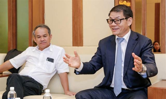 Tỷ phú Trần Bá Dương bất ngờ dừng đầu tư vào HNG