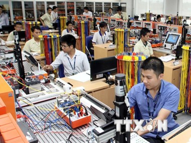 Chỉ số tiêu thụ ngành công nghiệp chế biến-chế tạo tăng 36,5%