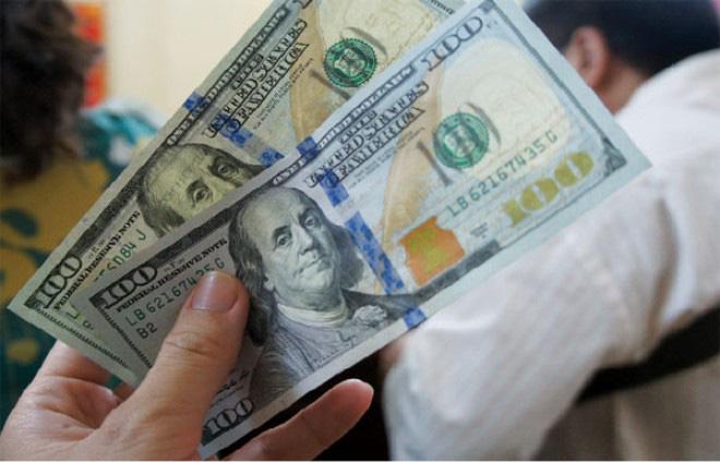 Ủy ban Giám sát Tài chính Quốc gia cho hay, hiện tỷ giá VND/USD tại các  ngân hàng thương mại và trên thị trường tự do tiếp tục có xu hướng giảm ...