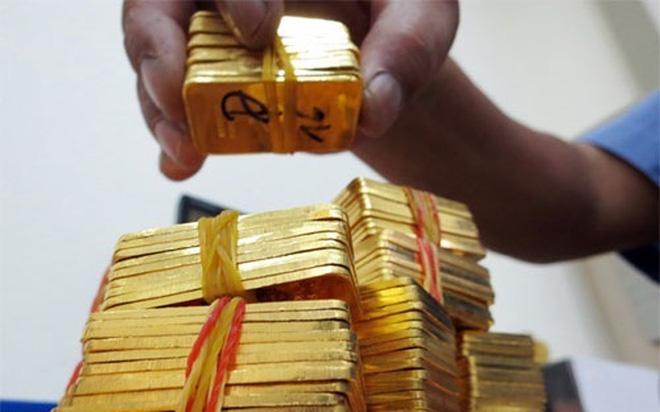 Giá vàng sáng nay quay đầu tăng nhẹ